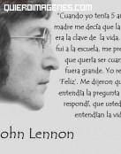Frase de John Lennon