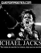 Frase de Michael Jackson