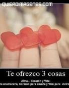 Amor, corazón y vida