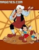 Gepetto acaba a Pinocho