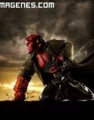 Hellboy el demonio