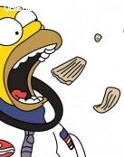 Homer en el espacio