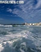 Imagen de la Playa de Copacabana
