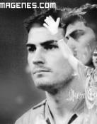 Casillas, el mejor portero del mundo