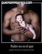 Padre no hay más que uno