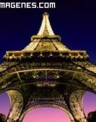 Magnífica Torre Eiffel