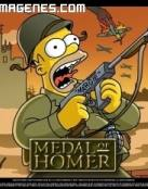 Hommer Simpsons en Medal of honor