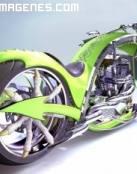 Moto futurista