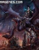 Dragón de varias cabezas