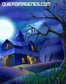 Paisaje Halloween