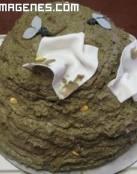 ¿Delicioso pastel?