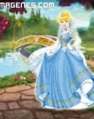 Princesa paseando