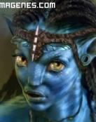 La Avatar chica