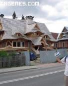 Casa deformada