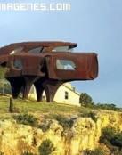 Arquitectura extraña