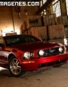 Monstruoso Mustang