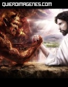 Pulso entre Dios y el Demonio