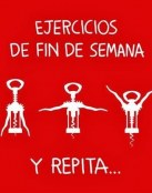 Algunos ejercicios para el fin de semana