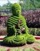 Escultura de Budha