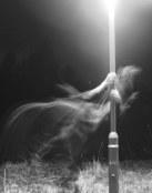 Fantasma en la farola