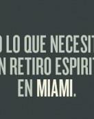 Retiro en Miami