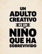 ¿Qué es un adulto creativo?