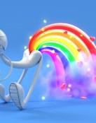 Haciendo el arco-iris