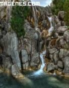 Cascada impresionante