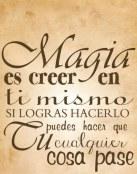 ¿Qué es la magia?
