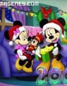 Navidad con Mickey