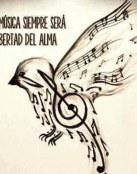 La música es la libertad