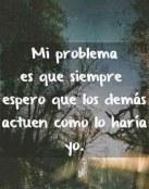 Mi gran problema