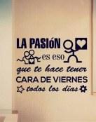 ¿Qué es la pasión?