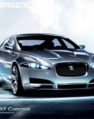 Espectacular Jaguar C XF Concept