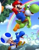 Mario Bros y sus amigos