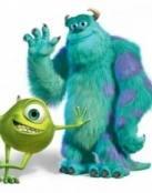La pareja de Monstruos S.A