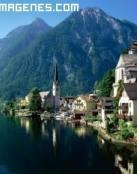 Paisaje de Austria