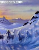 Caballos de hielo