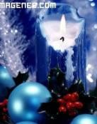 Imagen de objetos navideños