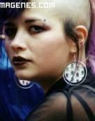 Chica punk