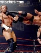 Jhon Cena en combate