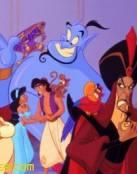 Personajes de Aladdin