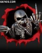 Esqueleto Rebelde