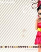 Mujer 3D Atractiva