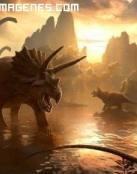 Los dinosaurios atacan