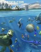 Nemo todos en el mar
