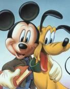 Imagenes de Pluto y Mickey