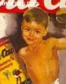 Publicidad antigüa de Cola Cao