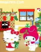 Regalos de Navidad para Hello Kitty