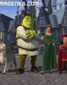 Personajes Shrek